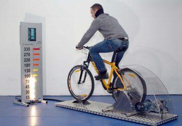 ENERGY BIKE SIMULATOR PHYSIK