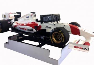 Formel 1 Simulator | Rennsimulator mieten