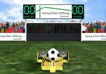 INTERAKTIVER FUSSBALL SIMULATOR | mieten von VRPROJECT.de
