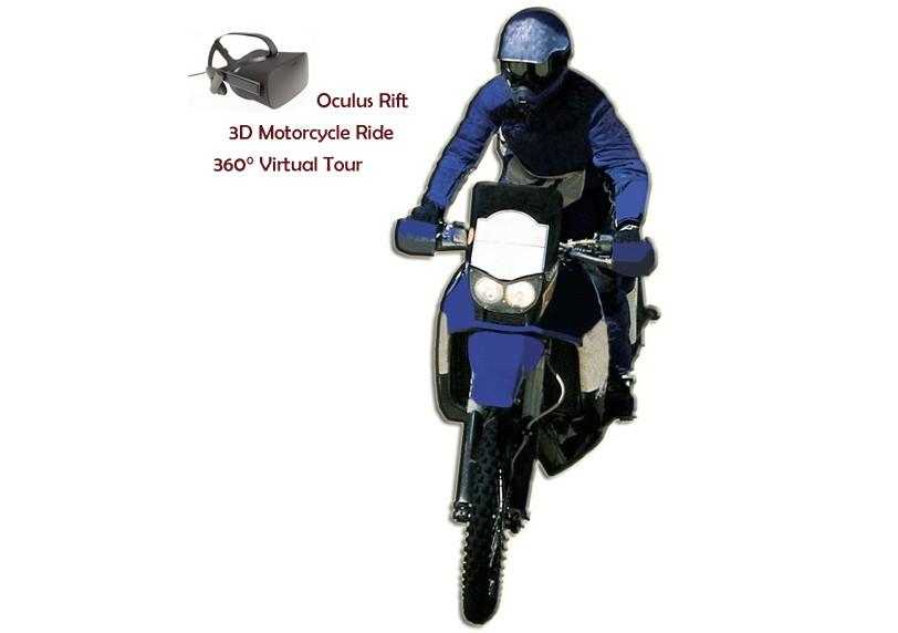 MOTORCYCLE SIMULATION – RALLY PARIS-DAKAR
