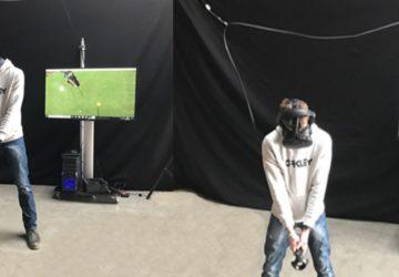 VR GOLF SIMULATOR | bei VR PROJECT mieten