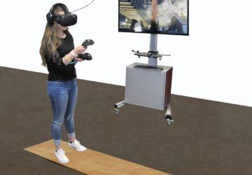 VR WALK THE PLANK