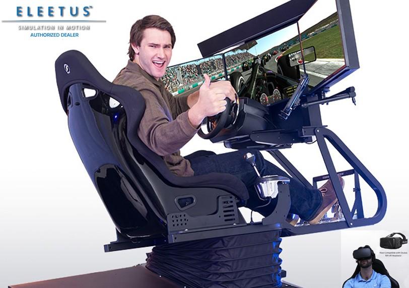 VR RACE SIMULATOR – ELEETUS